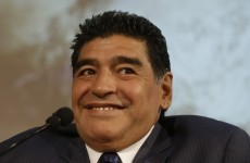 Maradona compares Brazil final scalp to an 'orgasm'
