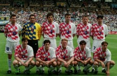 The cult World Cup teams we loved: Croatia 1998