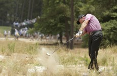 McDowell in second place as Kaymer's late charge helps him to US Open lead