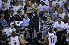 The Spurs ran amok again last night - and now the Heat need something historic to stop them