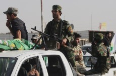 Iraqi security forces stage major counter-attack against militants
