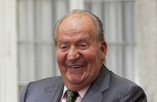 King Juan Carlos is giving up his throne, but maybe not his immunity