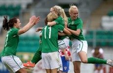 Ronan relieved after late winner earns Ireland women vital World Cup qualifier win