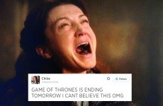 Game of Thrones is ending tonight, and its fans are basically inconsolable