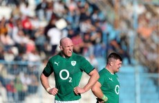 Game by game, Ireland building for 'something special' at World Cup - O'Connell
