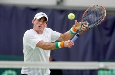 No Wimbledon this year for Irish duo McGee and Sorensen after qualifying defeats today