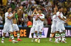 Nigeria, Iran stalemate leaves Brazilians unimpressed