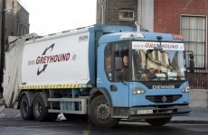 Truck 'strikes Greyhound worker' during unofficial industrial action