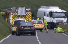 Car crash leaves four dead and one infant seriously injured in Wales