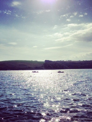 Scorchio! Your photos of Ireland looking gorgeous in the sunshine today