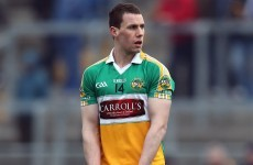 Much the same for Offaly as they name their team for the trip to Aughrim