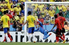 Here's why Ochoa's remarkable save is being compared to Gordon Banks'