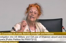 """""""We are now a blood-ridden country"""": Margaretta D'Arcy rounds on TDs over Shannon..."""