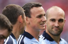 Liam Rushe: 'We probably needed the few calmer heads, even if we weren't match fit'