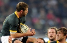 Willie le Roux's attacking flair adds another layer to fearsome 'Boks