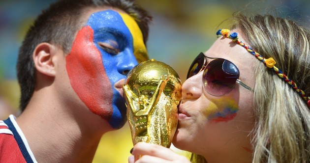 World Cup Hangout: Mikey Stafford is live from Brazil and ready to party