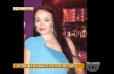 Body of murdered porn star found in Italy's Lake Garda