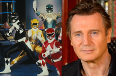 Liam Neeson could be joining Power Rangers... it's The Dredge