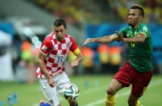 Croatian captain Darijo Srna is the World Cup s fastest player · The42