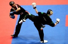 'They wouldn't let girls like me box when I was younger,' says new Irish world champion