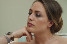 Spot-on parody of that Amy Huberman Newbridge Silverware ad