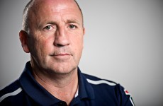 John Coleman is Sligo Rovers' new manager