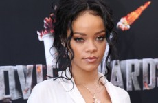 Watch out, Gilesy! Rihanna impresses with astute analysis of the World Cup