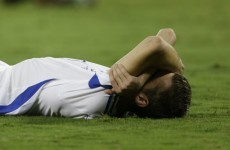 Bosnia crash out of the World Cup after controversial defeat to Nigeria