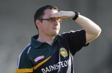 Offaly manager Emmet McDonnell steps down after Wicklow defeat