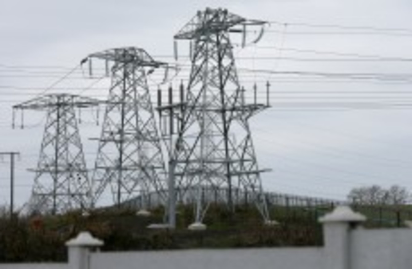 Eirgrid to examine putting electrical wires underground · TheJournal.ie