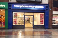 Confirmed: Carphone Warehouse will be the next mobile operator in Ireland