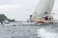 Victorious Derry yacht returns home following transatlantic race win