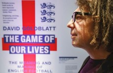 David Goldblatt's 'The Game of Our Lives' named William Hill Sports Book of the Year