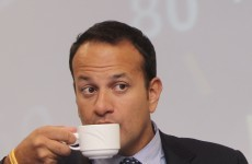 Varadkar: People are unlikely to browse the internet on a cup while driving