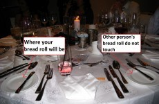 The 8 rules of table manners everyone needs to know