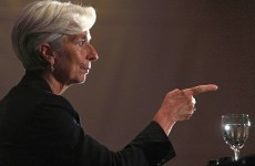 Ireland supporting Lagarde - regardless of corporate tax moves