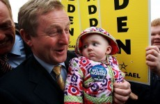 Taoiseach says Ireland is 'one of the safest places on the planet' to have a baby