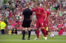 A little sick of the World Cup? A brilliant documentary series on Irish referees starts tonight