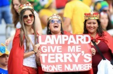 Frank Lampard handed the biggest possible insult of this tournament