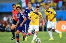 As it happened: Colombia v Japan, Ivory Coast v Greece, World Cup Group C