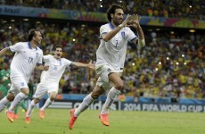 Samaras slots home late, controversial penalty as Ivory Coast meet Greek tragedy