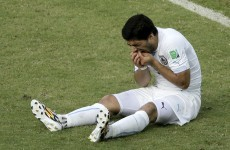 FIFA opens disciplinary proceedings against Luis Suarez