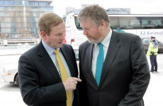 Does Enda Kenny have confidence in James Reilly?