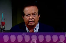 Marty Morrissey read excerpts from Fifty Shades of Grey on TV3 today