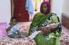 Sudanese woman who escaped death row charged with forgery
