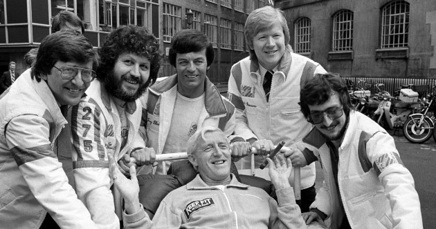 Savile's celebrity visits were seen as a 'boost to morale' in hospitals