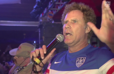 Hulk Hogan and Will Ferrell are pumped for USA v Germany so you should be too