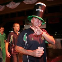 Ireland's Jeremy Bray on scoring a World Cup century and the week-long party that followed