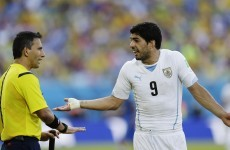 Family and friends defend 'great guy' Luis Suarez after biting ban