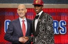 Cavaliers choose Canada's Wiggins with first pick